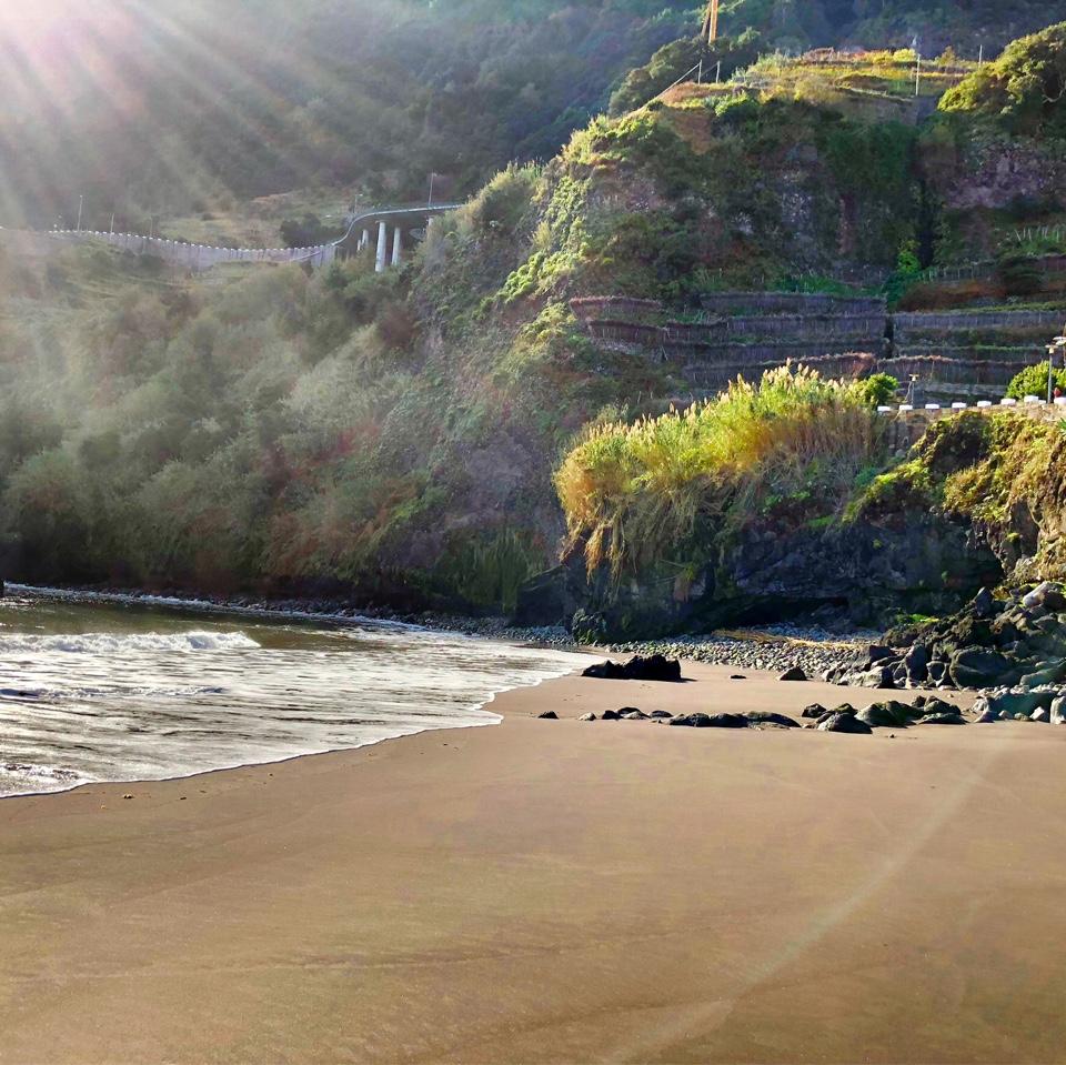 Seixal beach, Madeira