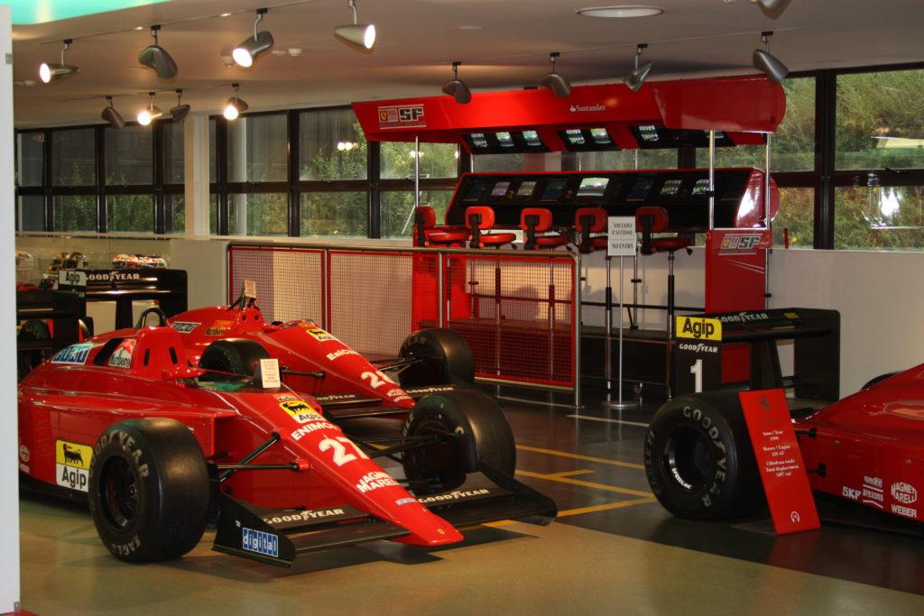 Галерея Ferrari