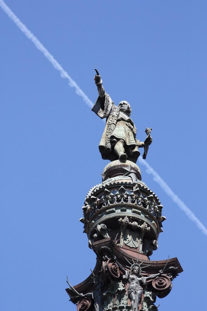 Барселона Христофор Колумб