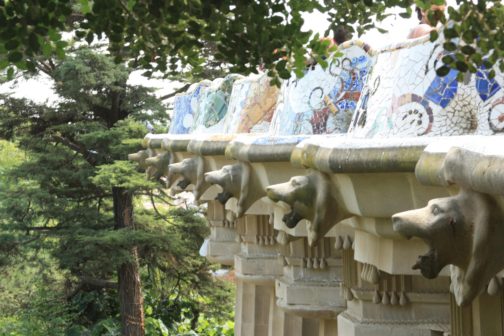 парк Гауди