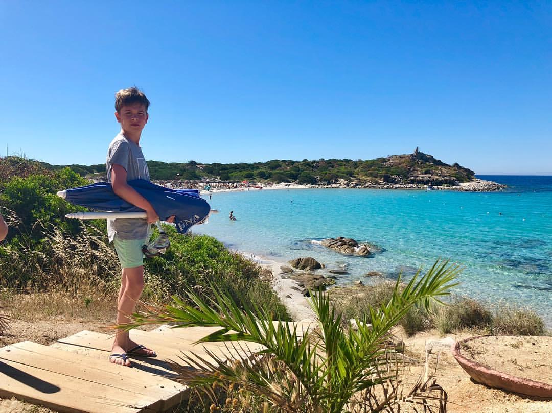 топ пляжей Сардинии