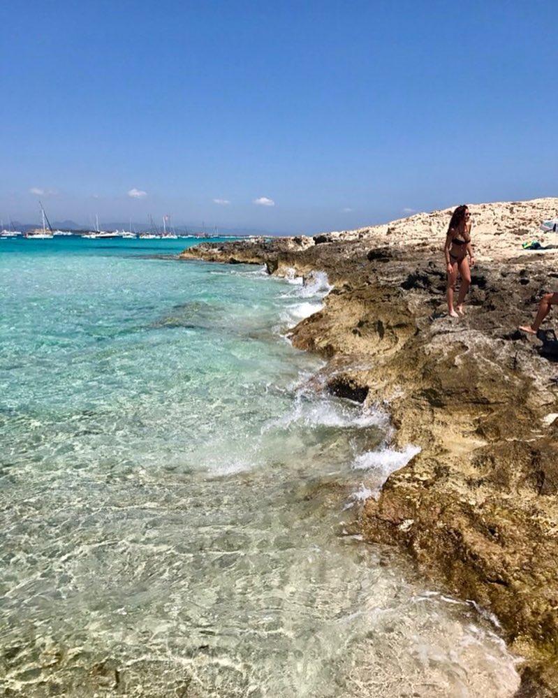 Plya de Ses Illetes, Formentera
