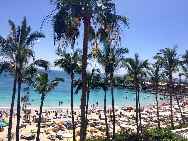 Anfi del Mar Beach