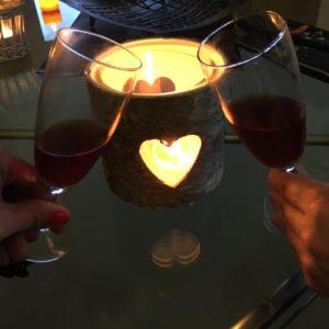 романический ужин