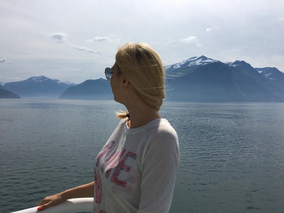 Гейрангер - фьорд (Geirangerfjorden)