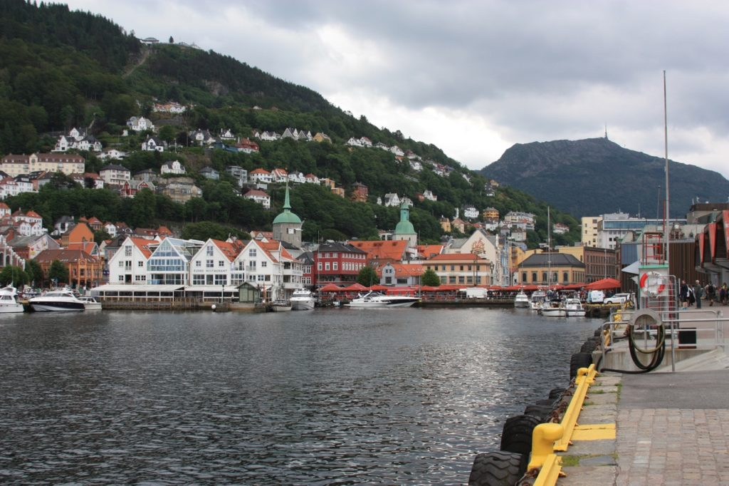 Берген - Норвегия