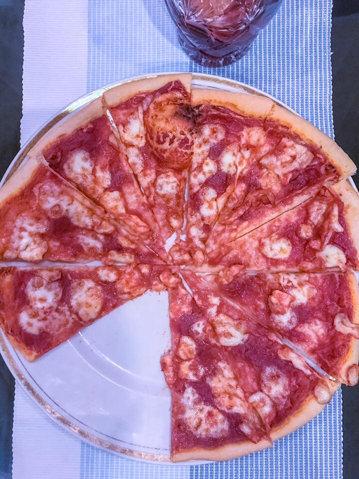 рецепт пиццы маргарита