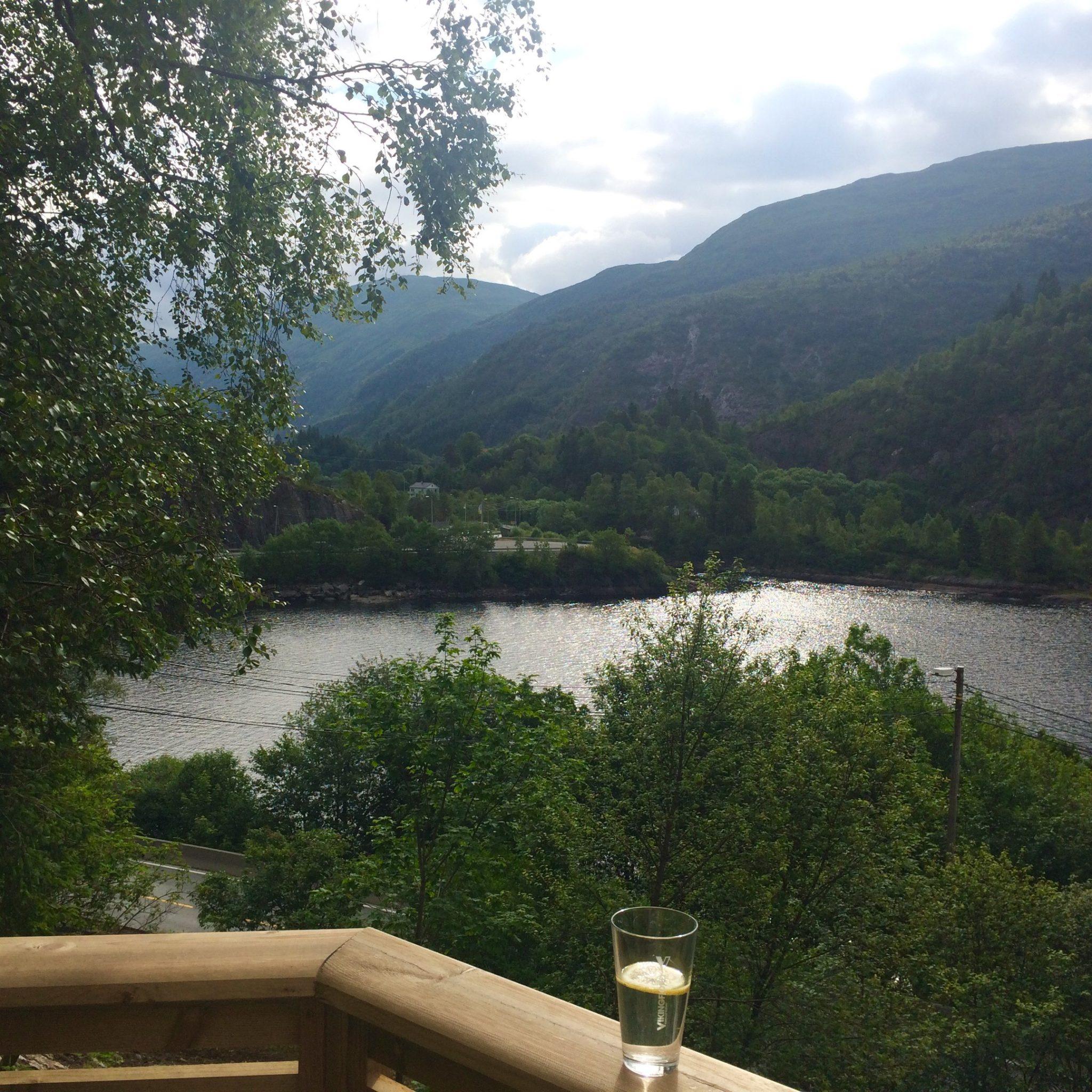 Отзыв об отдыхе в Норвегии, Bergen