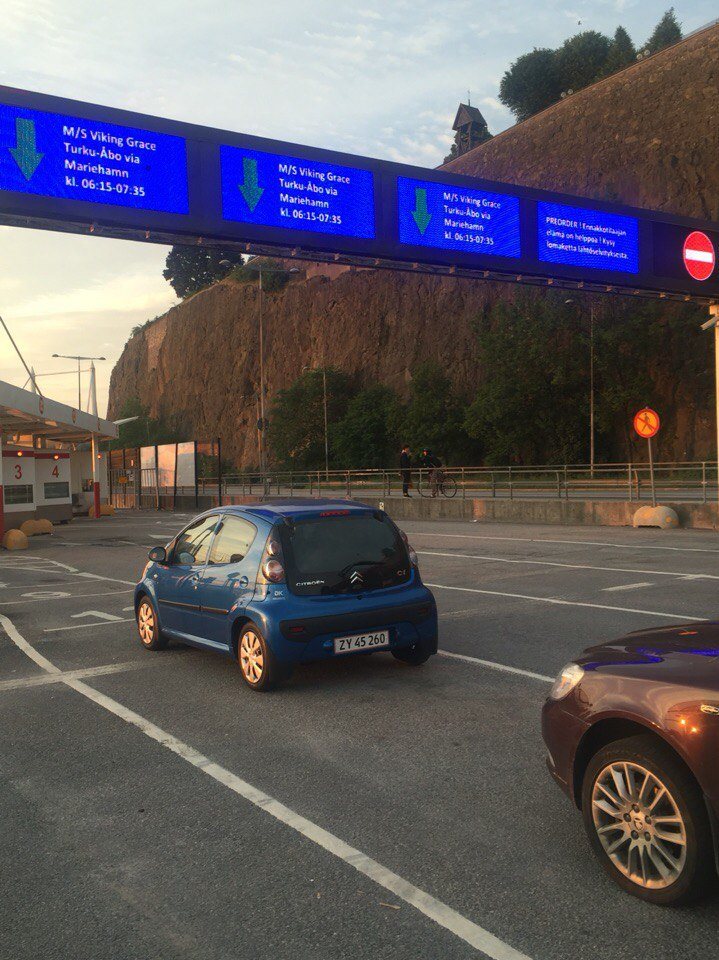 Отзыв об отдыхе в Норвегии, Norway