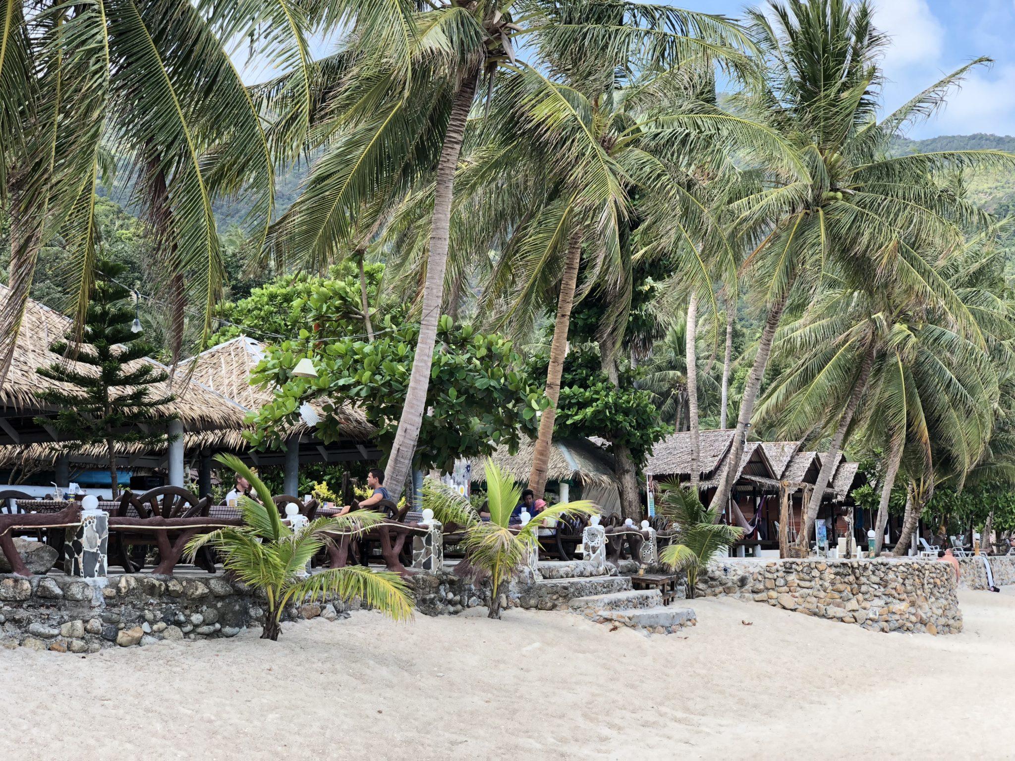 Bottle beach, Phangan