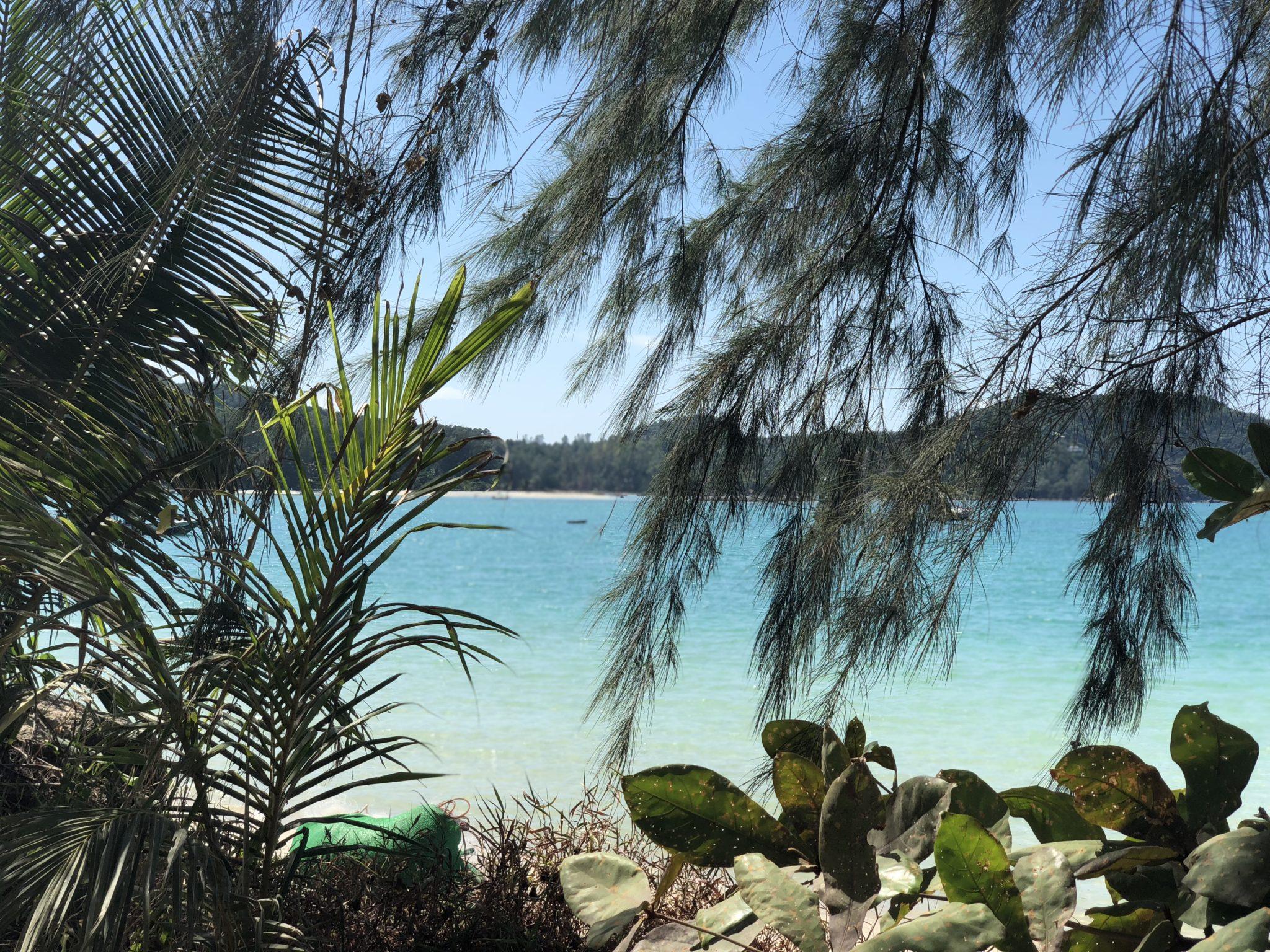 остров Панган, Phangan
