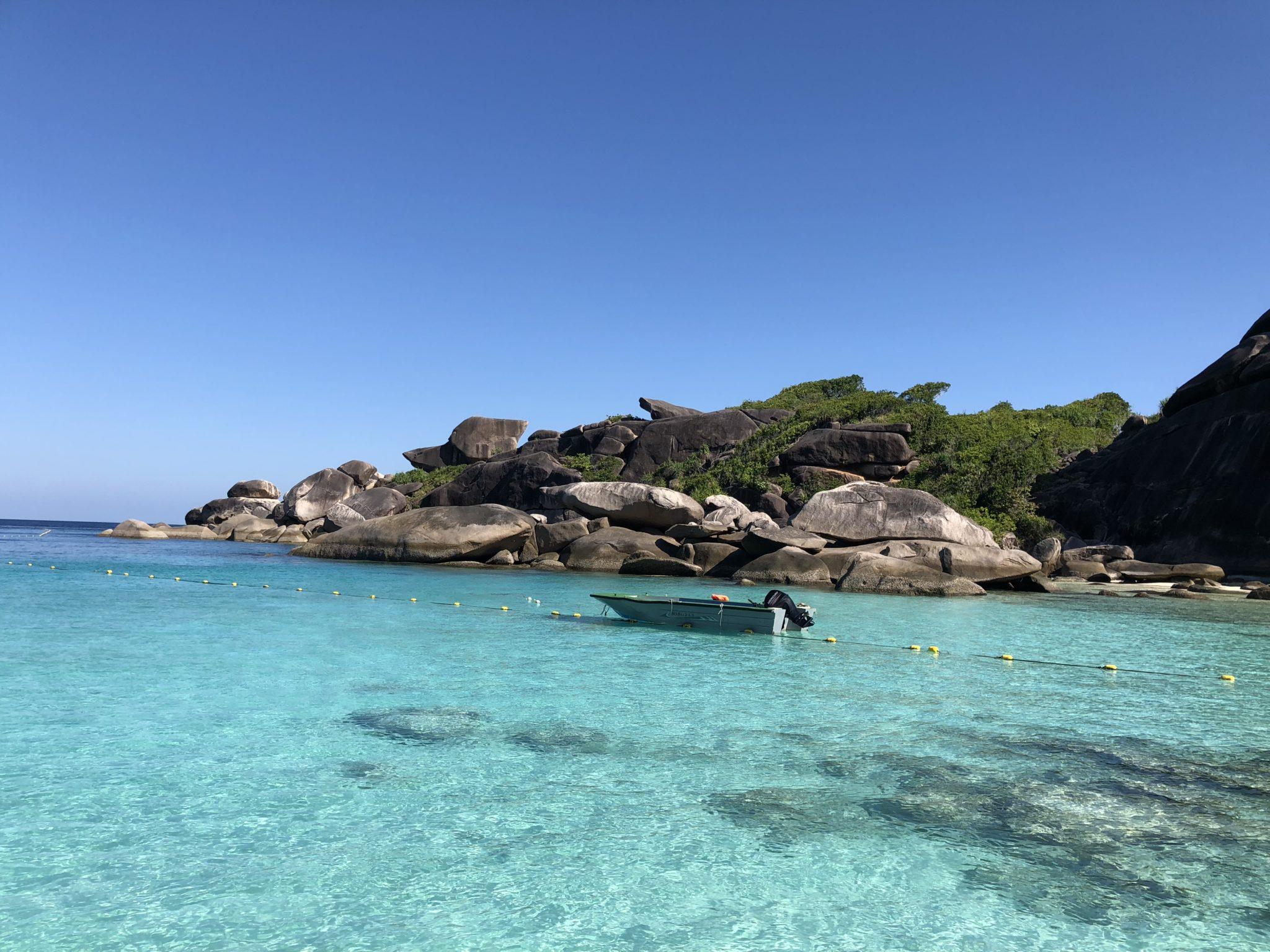 Симиланы, Similan islands
