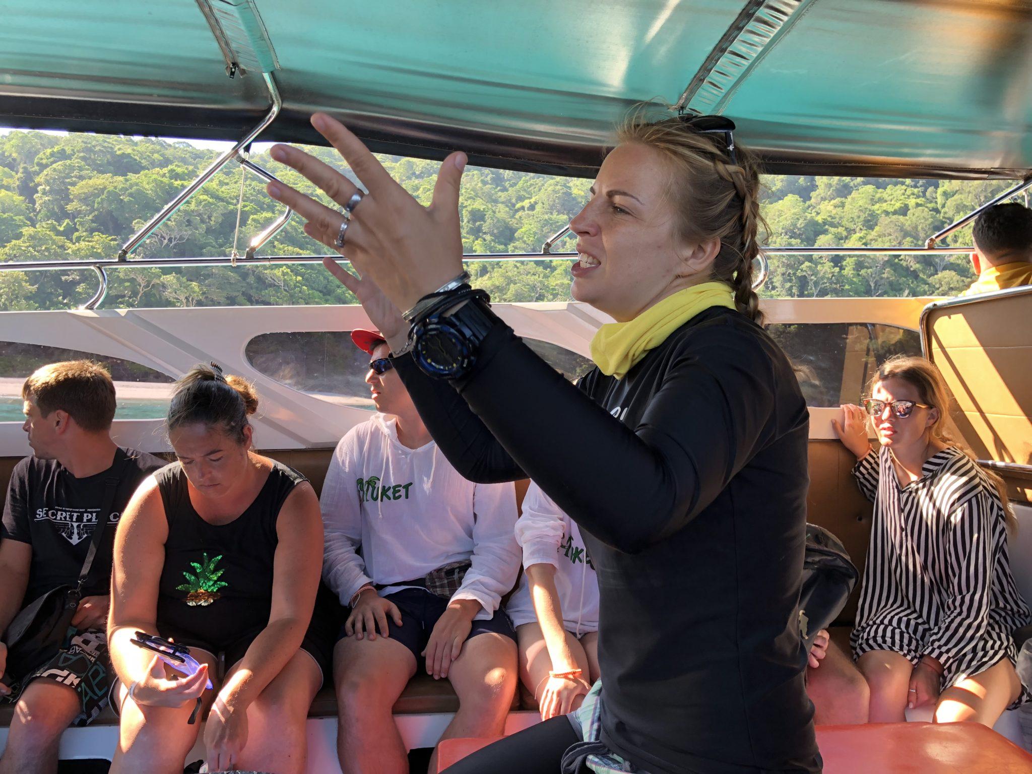 Экскурсия на Симиланские острова