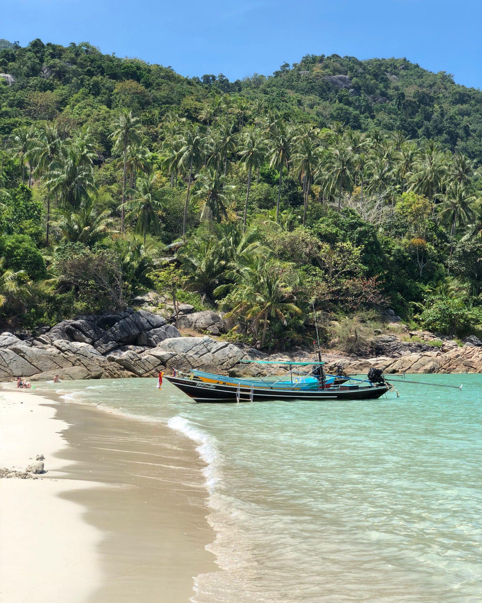 остров Панган Phangan