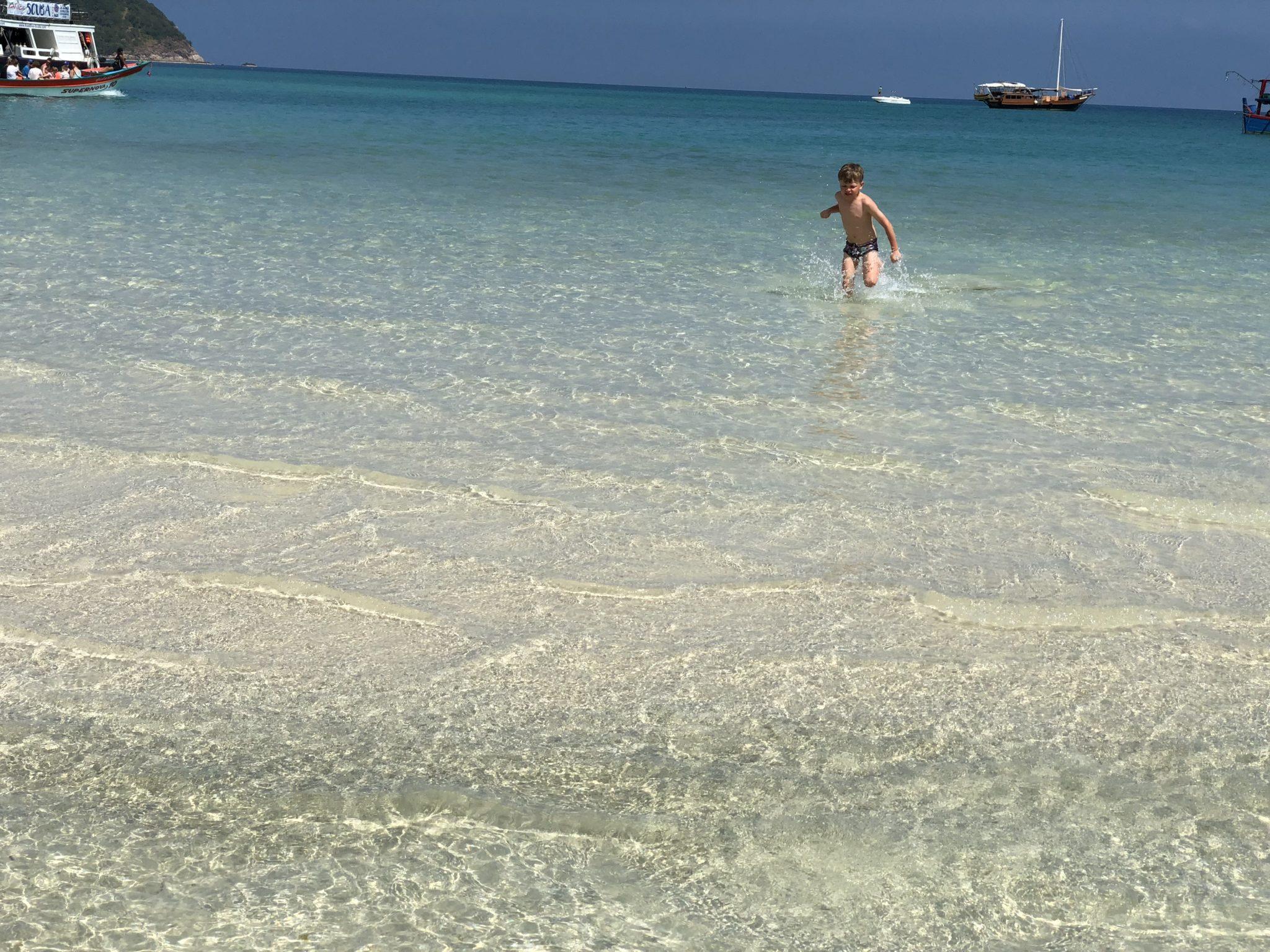 пляж Чалоклум Chaloklum