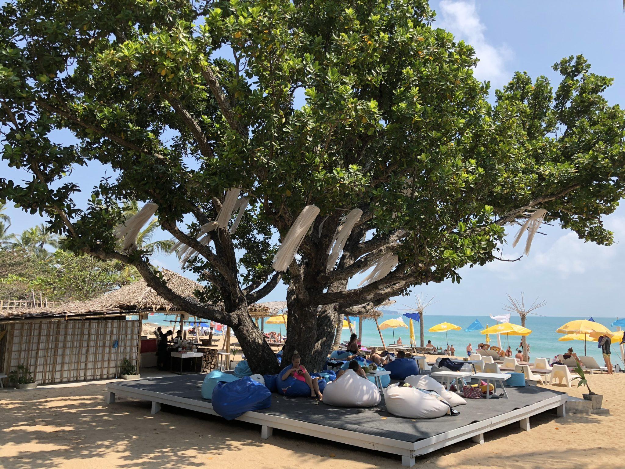 Chaweng noi beach, Чавенг ной пляж