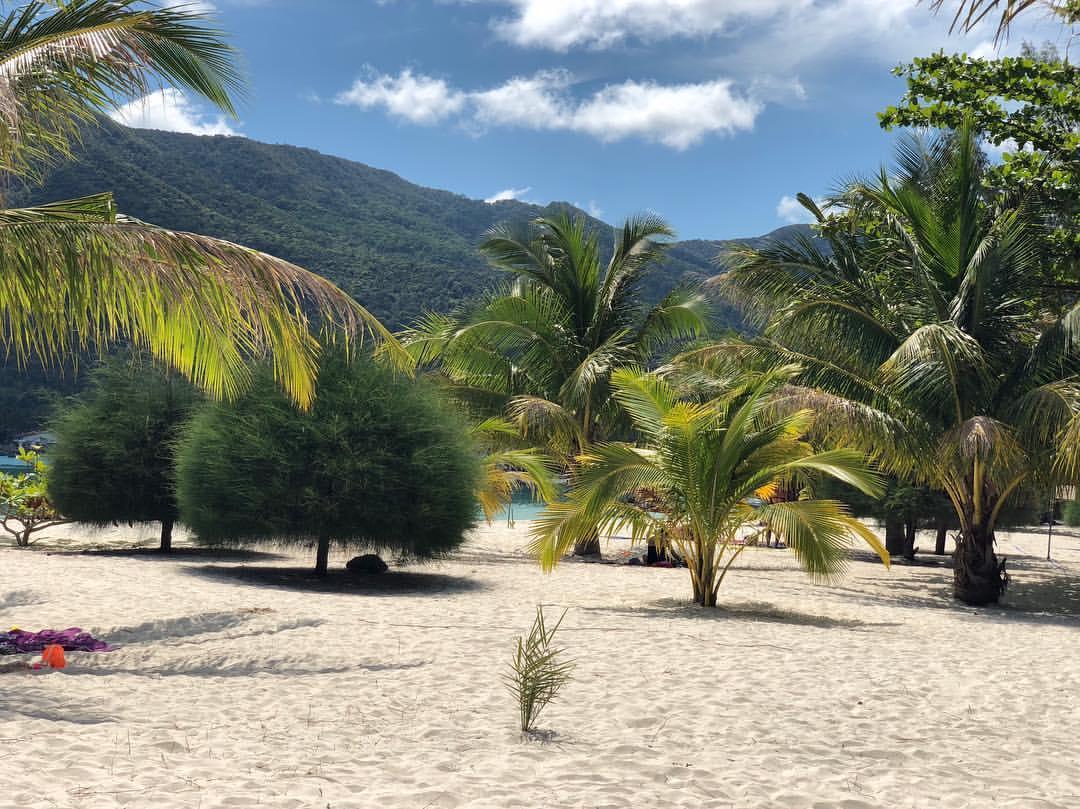 Malibu beach Phangan, пляж Малибу, Панган