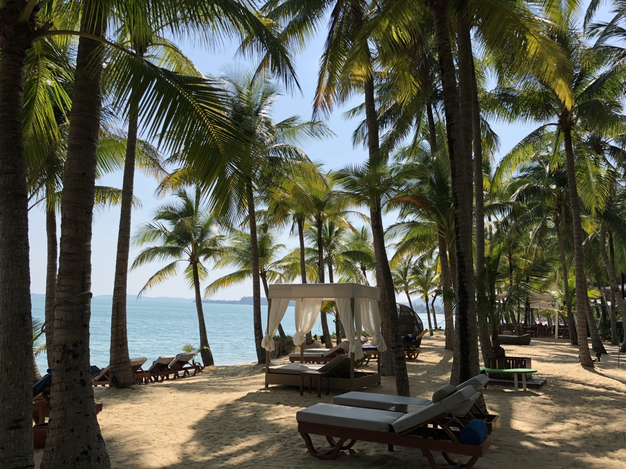 Maenam beach, маенам пляж