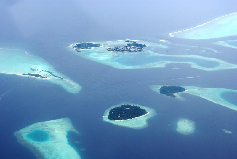как добраться до Мальдив недорого