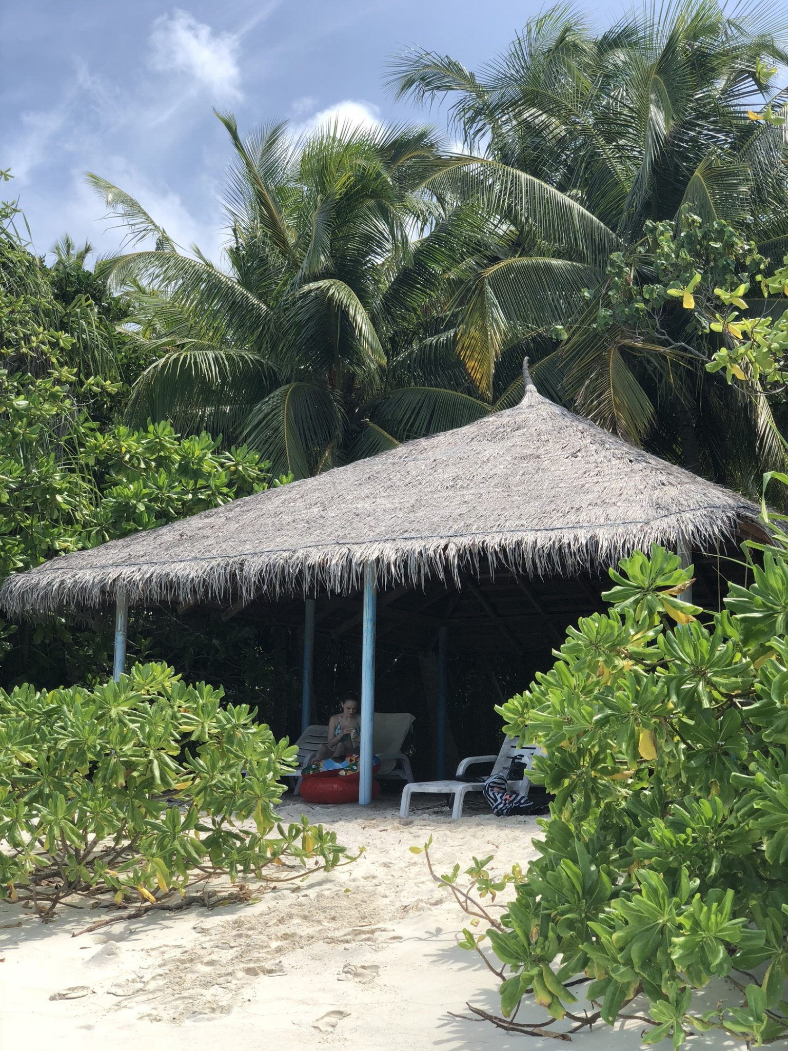 лучший пляж на Мальдивах, Фуладу