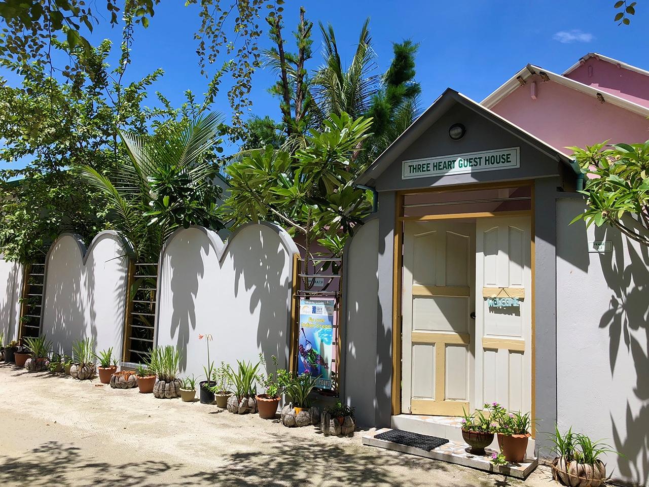недорогие гостиницы на Мальдивах